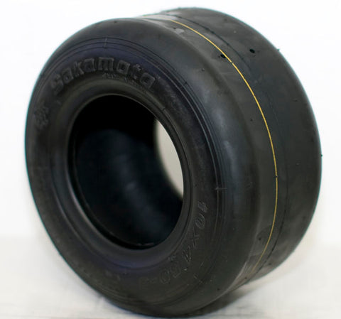 Sakamoto Tires 10x4.50-5 - Medium Compound