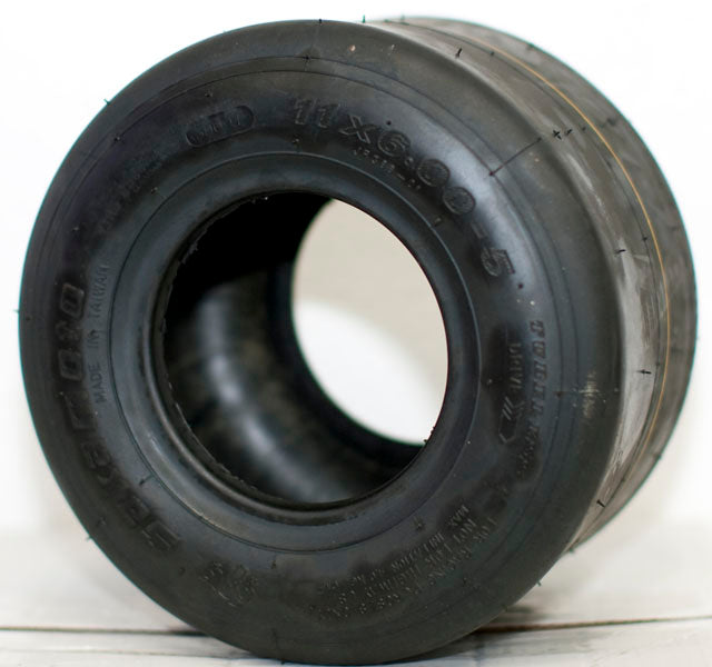 Sakamoto Tires 11x6.00-5 - Medium Compound