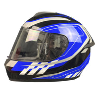 Youring Helmet Blue L