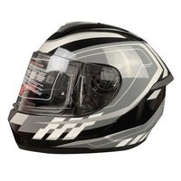 Youring Helmet Gloss Black XL
