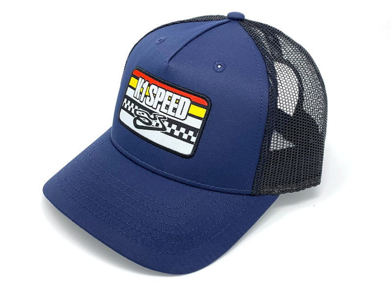 RACETRACK TRUCKER HAT - Youth