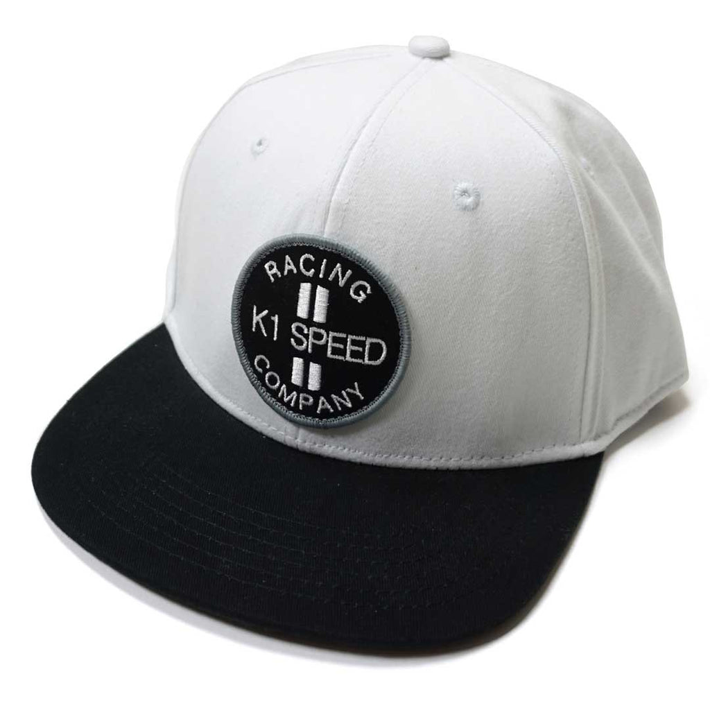 Racing Company Hat - White