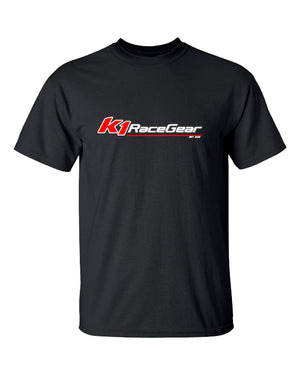 K1 Racegear ORG 2020 Tee - Black/Red