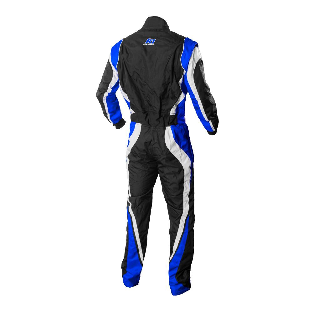 Yellow, 4X-Small K1 Race Gear CIK//FIA Level 2 Approved Kart Racing Suit
