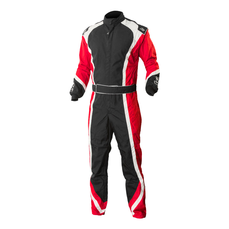 K1 RaceGear Apex Kart Racing Suit CIK/FIA Level 2 - Red