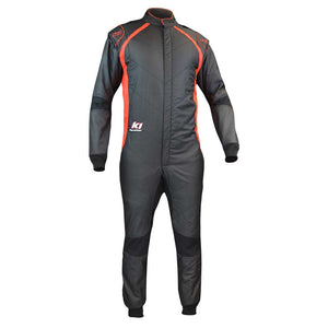 Flex FIA suit black front