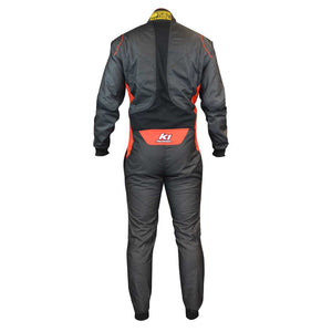 Flex FIA suit black rear