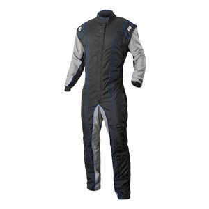 K1 RaceGear GK2 Kart Racing Suit CIK-FIA Level 2 - Blue