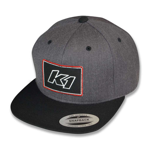 Legacy Badge Hat - Grey