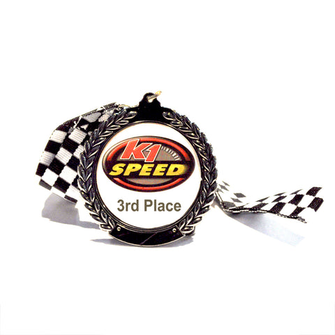 Third Place Medal