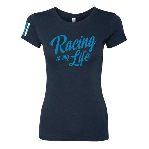 Women's Racing Is Life Tee