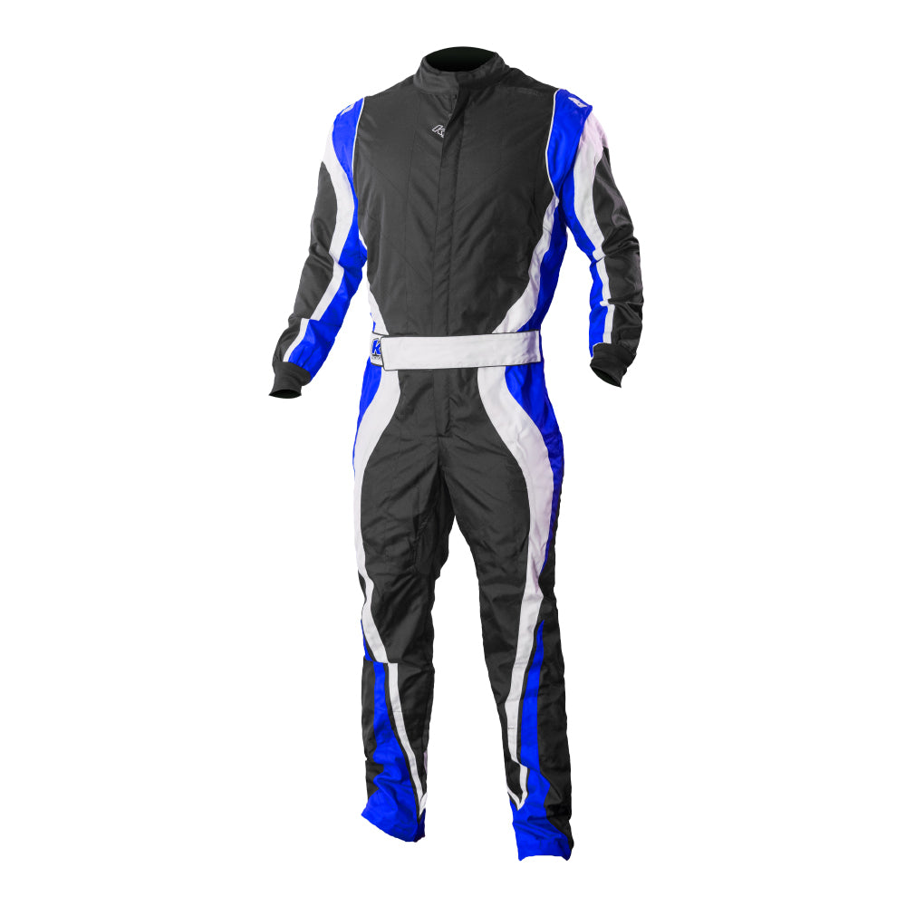 K1 RaceGear Speed 1 Kart Racing Suit CIK/FIA Level 2 - Blue