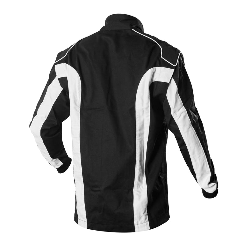 K1 RaceGear Triumph 2 Auto Racing Jacket - Back