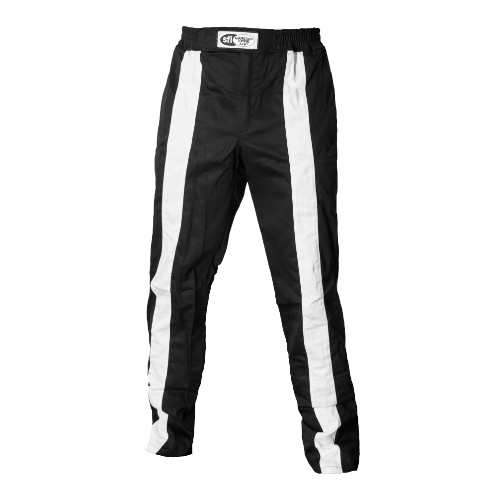 K1 Race Gear SFI 3.2a//1 Victory Auto Racing Suit Black//White//Grey, Medium