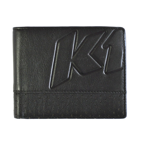K1 Speed Genuine Leather Wallet