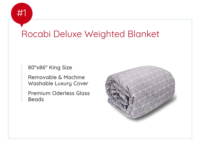 The Most Comfortable Weighted Blanket