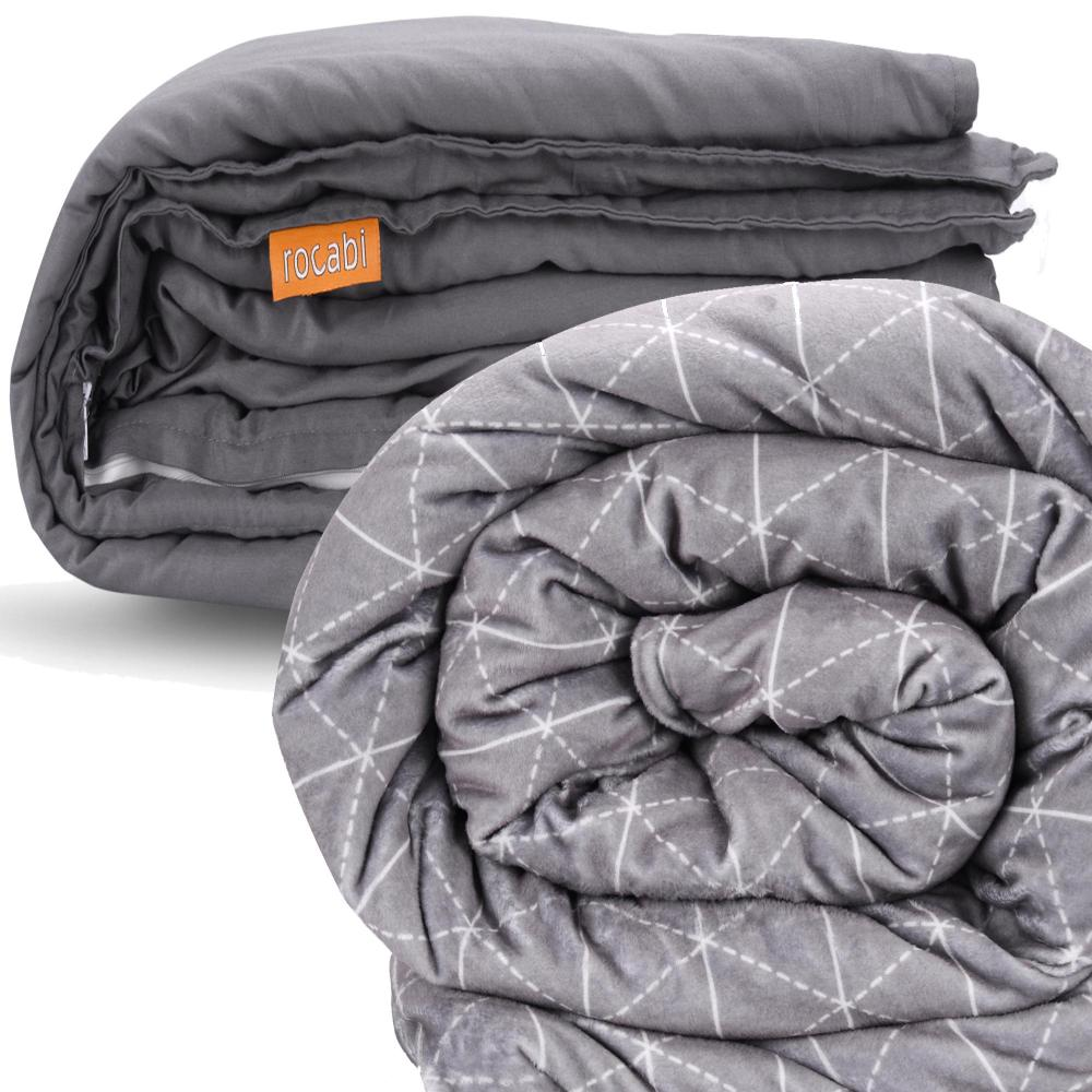 Cover Only for rocbai Weighted Blanket | 60