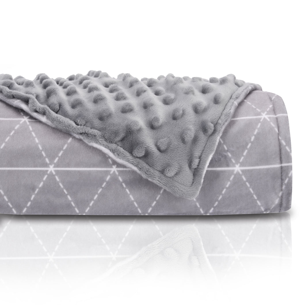 The Luxury Minky Weighted Blanket