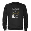 Dear Santa, It Wasn't Me Adult Crewneck Sweatshirt