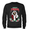 Merry Yeezus Ugly Christmas Adult Crewneck Sweatshirt