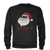 Where My Hos At Santa Clause Adult Crewneck Sweatshirt