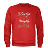 I Can Get You On The Naughty List Adult Crewneck Sweatshirt