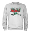 You'll Shoot Your Eye Out Adult Crewneck Sweatshirt