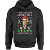 Jingle Bell Rock Ugly Christmas Adult Hoodie Sweatshirt