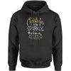 Christmas Is Too Sparkly, Said No One Ever Adult Hoodie Sweatshirt