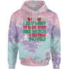I Just Want to Bake Stuff And Watch Christmas Movies Tie-Dye Adult Hoodie Sweatshirt