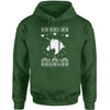 Unicorn Ugly Christmas Adult Hoodie Sweatshirt