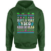 Have A Very Vsco Ugly Christmas Adult Hoodie Sweatshirt