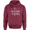 It's Christmas Day Bro Adult Hoodie Sweatshirt