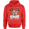 Home Malone Ugly Christmas Adult Hoodie Sweatshirt