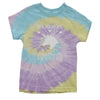 Unicorn Ugly Christmas Youth Tie-Dye T-shirt