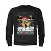 Home Malone Ugly Christmas Youth-Sized Crewneck Sweatshirt