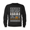 Dear Santa I Only Watch Porn Youth-Sized Crewneck Sweatshirt