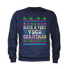 Have A Very Vsco Ugly Christmas Youth-Sized Crewneck Sweatshirt