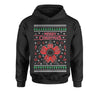 Demogorgon Merry Christmas Ugly Christmas Youth-Sized Hoodie