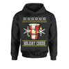 Holiday Cheer Red Cup Ugly Christmas Youth-Sized Hoodie