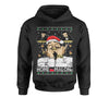 Home Malone Ugly Christmas Youth-Sized Hoodie