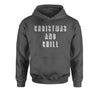 Christmas And Chill  Youth-Sized Hoodie