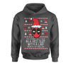 Merc With A Mouth Ugly Christmas  Youth-Sized Hoodie