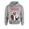 Merry Yeezus Ugly Christmas Youth-Sized Hoodie