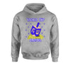 Rockin' The Dreidel Ugly Hanukkha Youth-Sized Hoodie