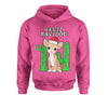 Feliz Navidog Ugly Christmas Youth-Sized Hoodie