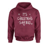 It's Christmas Day Bro Youth-Sized Hoodie