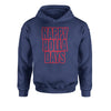 Happy Holla Days Happy Holidays Christmas  Youth-Sized Hoodie