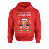 Jingle Bell Rock Ugly Christmas Youth-Sized Hoodie