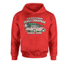 Fun Old Fashion Family Christmas  Youth-Sized Hoodie